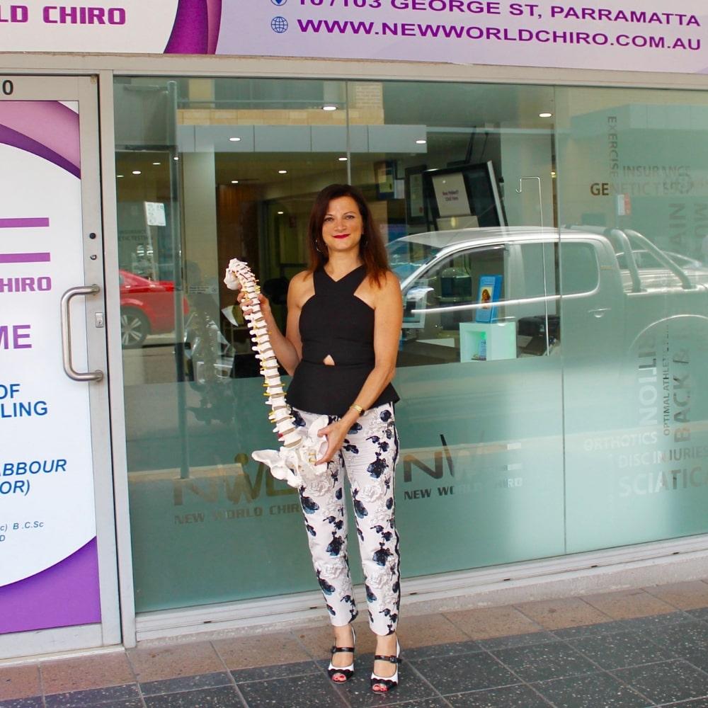 female-chiropractor-parramatta-Rosemarie-Jabbour