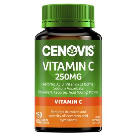 Cenovis Vitamin C 250mg
