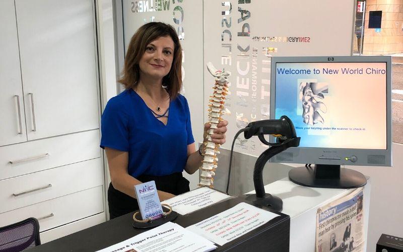 dr rosemarie jabbour chiropractor parramatta
